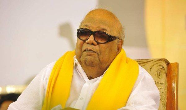 கருணாநிதி - இலவசத் திட்டம் - சர்கார் விமர்சனம்