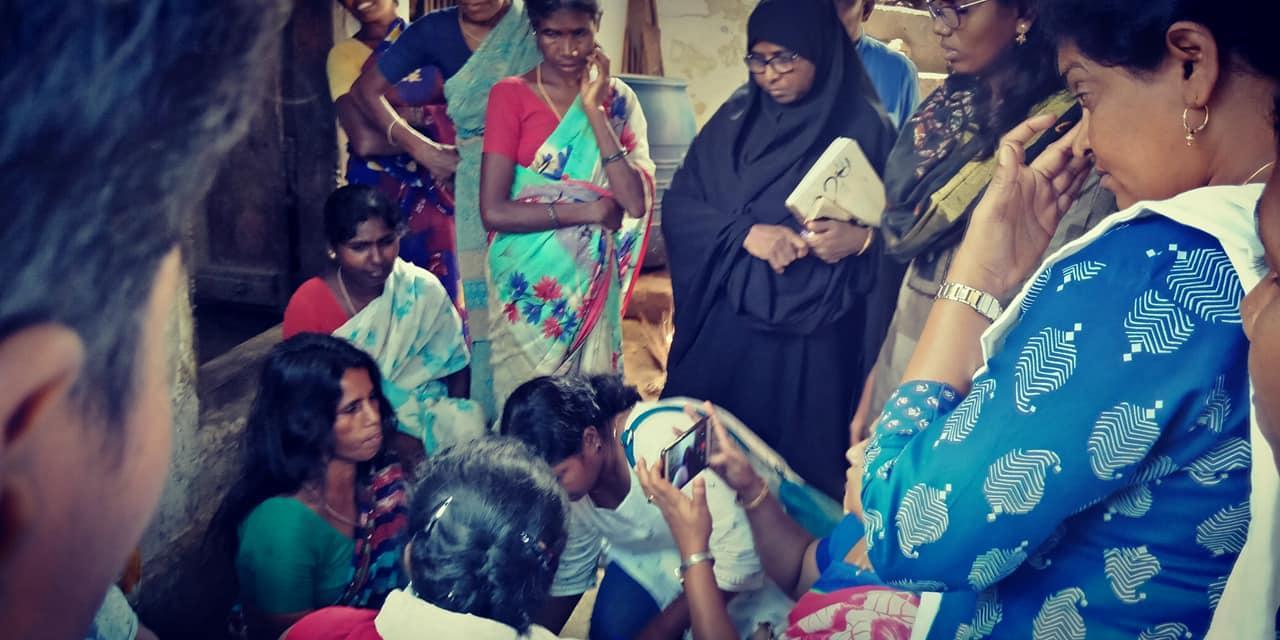 தர்மபுரி மாணவி