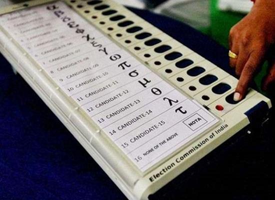 மின்னணு வாக்குப்பதிவு எந்திரங்கள் - 5 மாநிலத் தேர்தல்