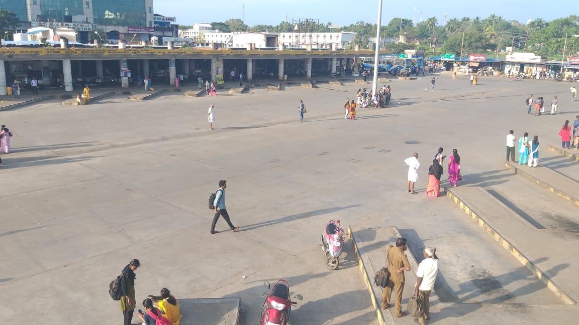 வடசேரி பேருந்து நிலையம் -குமரி மாவட்டம்