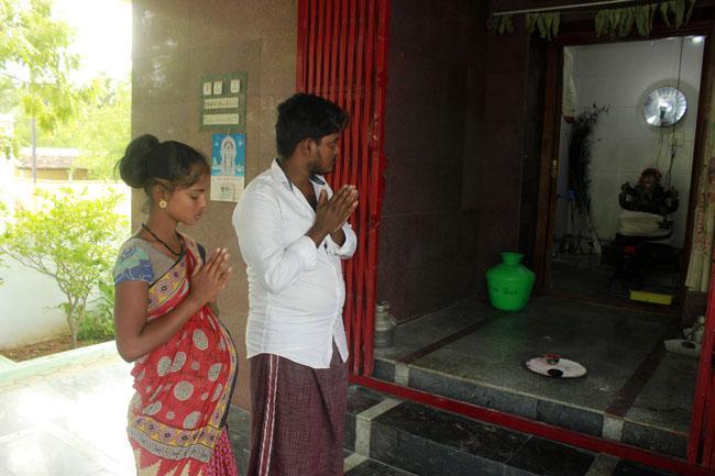 வெங்கடேசன் - காளியம்மாள்