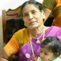 ஆசிரியை கஸ்துாரிபாய்