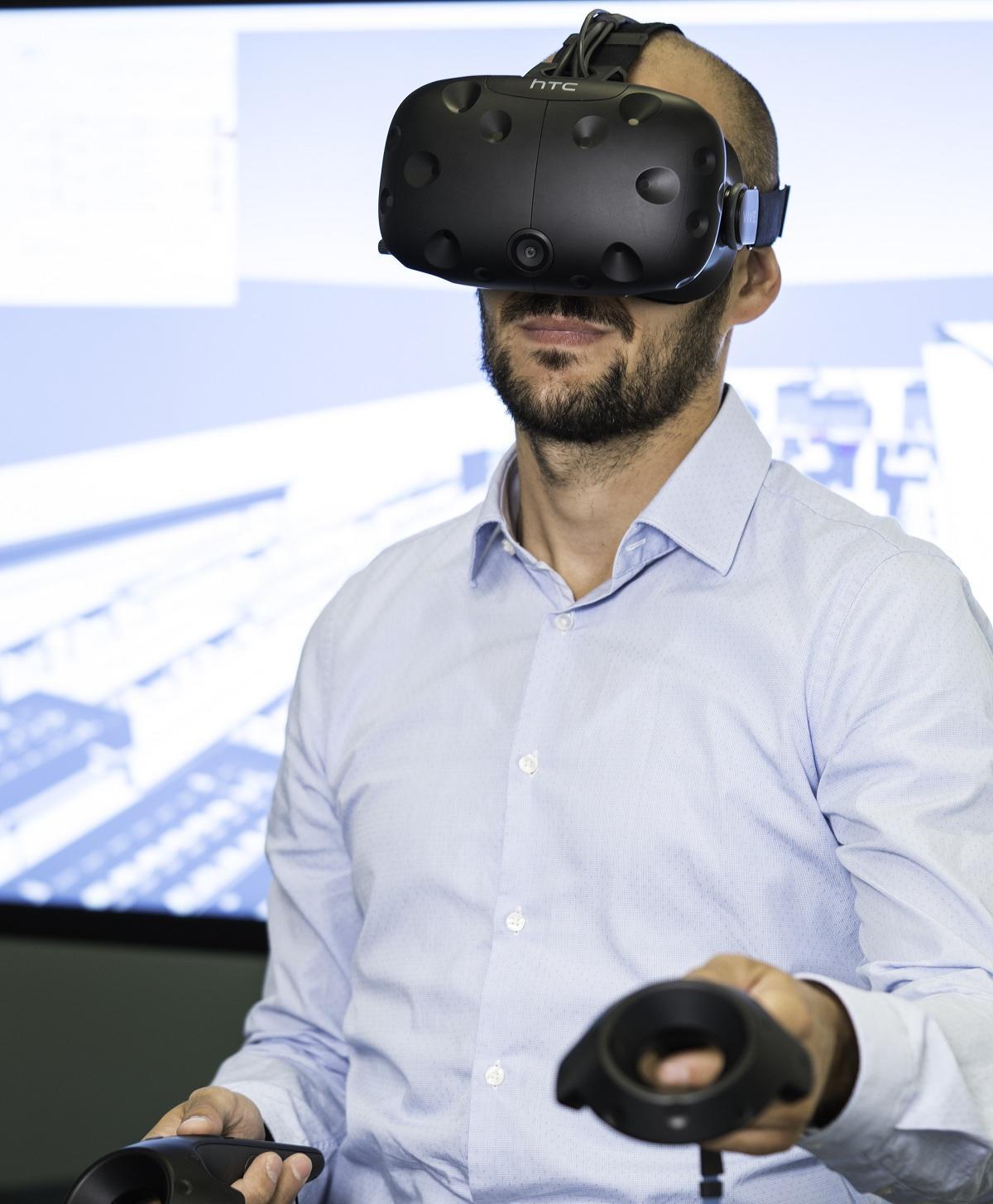 VR பயிற்சி