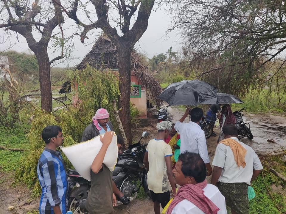 டெல்டா மாவட்ட உதவிகள் திருத்துறைப்பூண்டி