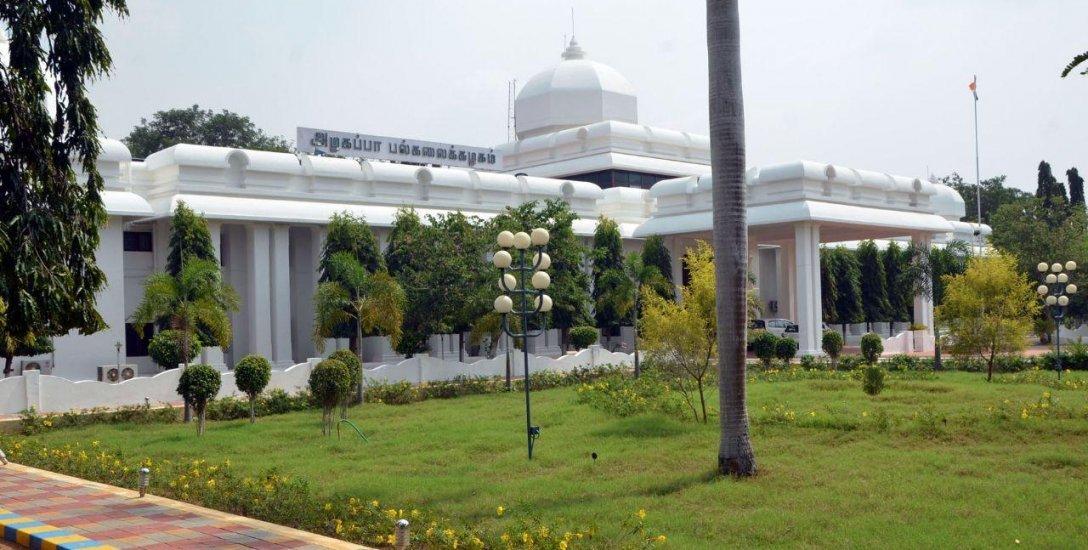 தேர்வுத்தாள் பேப்பர் முறைகேடு: அழகப்பா பல்கலைக்கழக அதிகாரி ராஜினாமா!