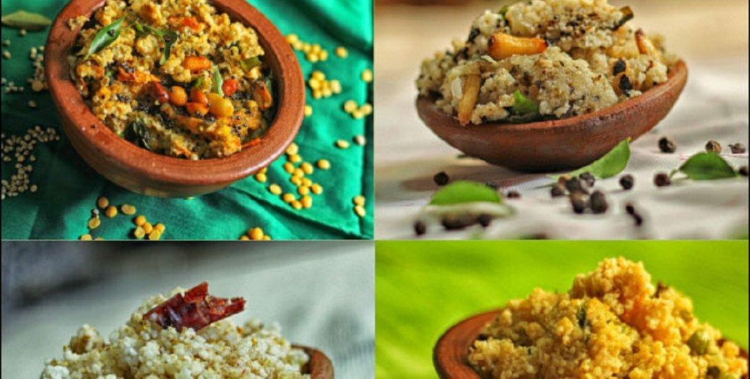 தினை, குதிரைவாலி, வரகு....சிறுதானிய ஸ்பெஷல் ரெசிப்பிகள்!  #Recipes