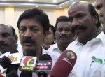 `நடிகர் விஜய், தயாரிப்பாளர் மீது சட்டப்படி நடவடிக்கை!' - அமைச்சர் சி.வி.சண்முகம் #Sarkar