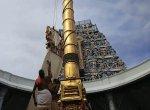 கொடியேற்றத்துடன் தொடங்கியது கந்தசஷ்டி! - திருச்செந்தூர், திருப்போரூரில் குவிந்த பக்தர்கள்