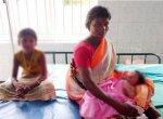 தனக்குத்தானே பிரசவம் பார்த்த முசிறி பெண்! - 12 குழந்தையைப் பெற்றெடுத்த அதிசயம்