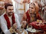 `வாவ் ரன்வீர்... ஜொலிக்கும் தீபிகா!' - இணையத்தைக் கலக்கும் #DeepVeerwedding புகைப்படங்கள்!