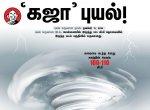 'கஜா' புயல் ஏற்படுத்திய பாதிப்புகள் எவ்வளவு? #VikatanInfographics
