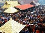 `நல்ல குடிநீர் இல்லை; கழிவறை வசதி இல்லை!' - அதிகாரிகளிடம் குமுறிய ஐயப்ப பக்தர்கள்