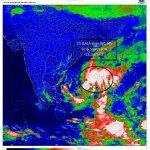 குறைந்த வேகத்தில் முன்னேறும் `கஜா' புயல்! #GajaCyclone