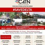 கஜா புயல் பாதிப்பு - டெல்டா மக்களுக்குக் கரம் கொடுக்கும் கோவை...! #SaveDelta