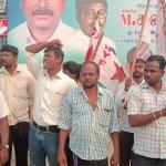 `அரசியல் கொலைகளுக்கு முன் உதாரணம்!' - மூவர் விடுதலைக்கு எதிராக மாணவர்கள் ஆர்ப்பாட்டம்