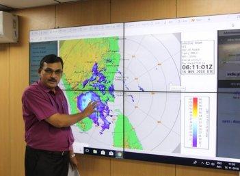 ' அடுத்த இரண்டு நாள்களில்...!' - சென்னை வானிலை ஆய்வு மையத்தின் புதிய எச்சரிக்கை