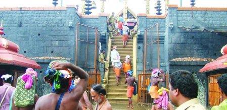 சபரிமலைக்கு ரயிலில் செல்லும் பக்தர்கள் தங்க செங்கனூரில் ஏற்பாடு!