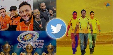 ட்விட்டரில் ஜாலியாக மோதிக்கொண்ட ஐ.பி.எல் அணிகள்! #Mi #SRH
