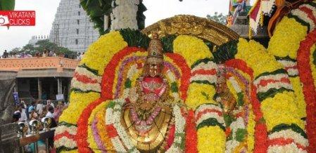 திருவண்ணாமலை தீபத் திருவிழா... வீதியுலா வாகனங்கள், நிகழ்ச்சி நிரல்கள்..! #VikatanPhotoStory