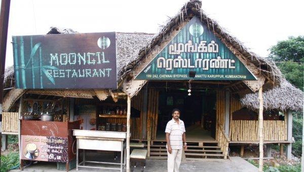 `இட்லி 5 ரூபாய், தோசை 20 ரூபாய்!' - மூங்கில் உணவக ஸ்பெஷல் | A spot visit to Moongil restaurant
