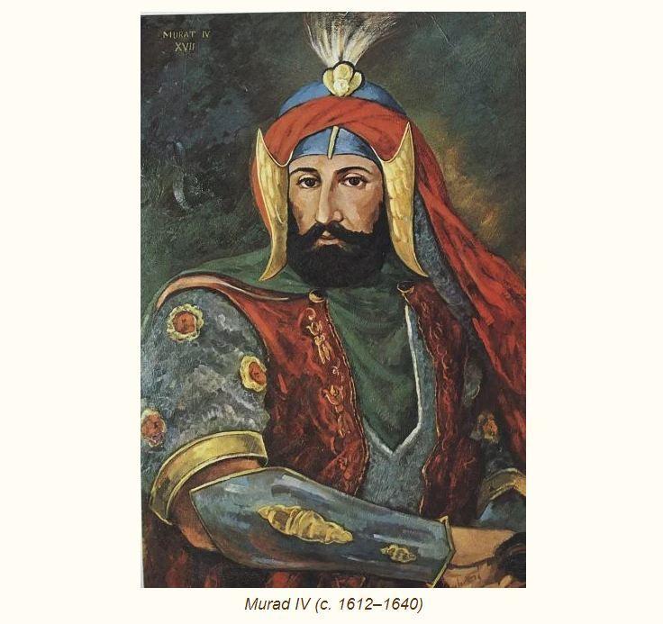 சுல்தான் முராத் IV