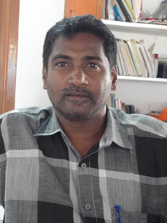 மேகதாது விவகாரம் குறித்து முகிலன்