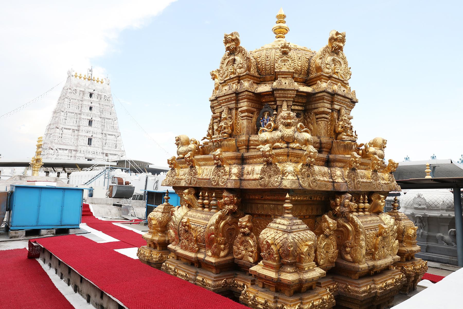 பத்மாவதிதாயார் கோயில்