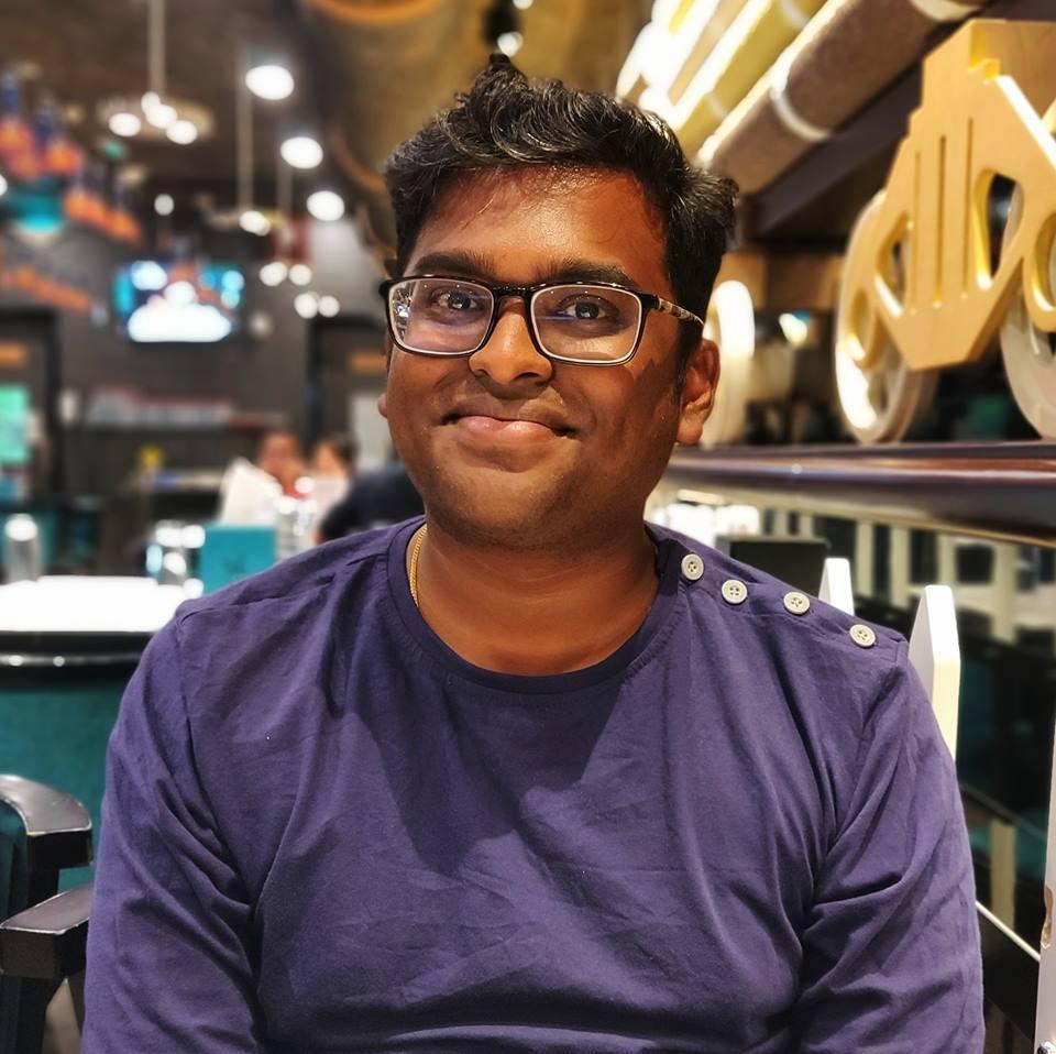 நிர்மல் ராஜா