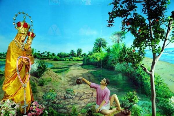தூய கன்னி மரியாள்
