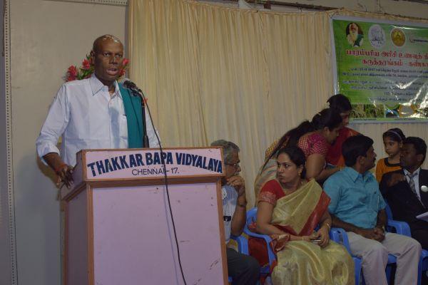 நெல் ஜெயராமனுடன் மேனகா