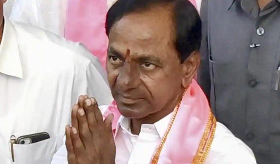 கே.சந்திரசேகர ராவ்