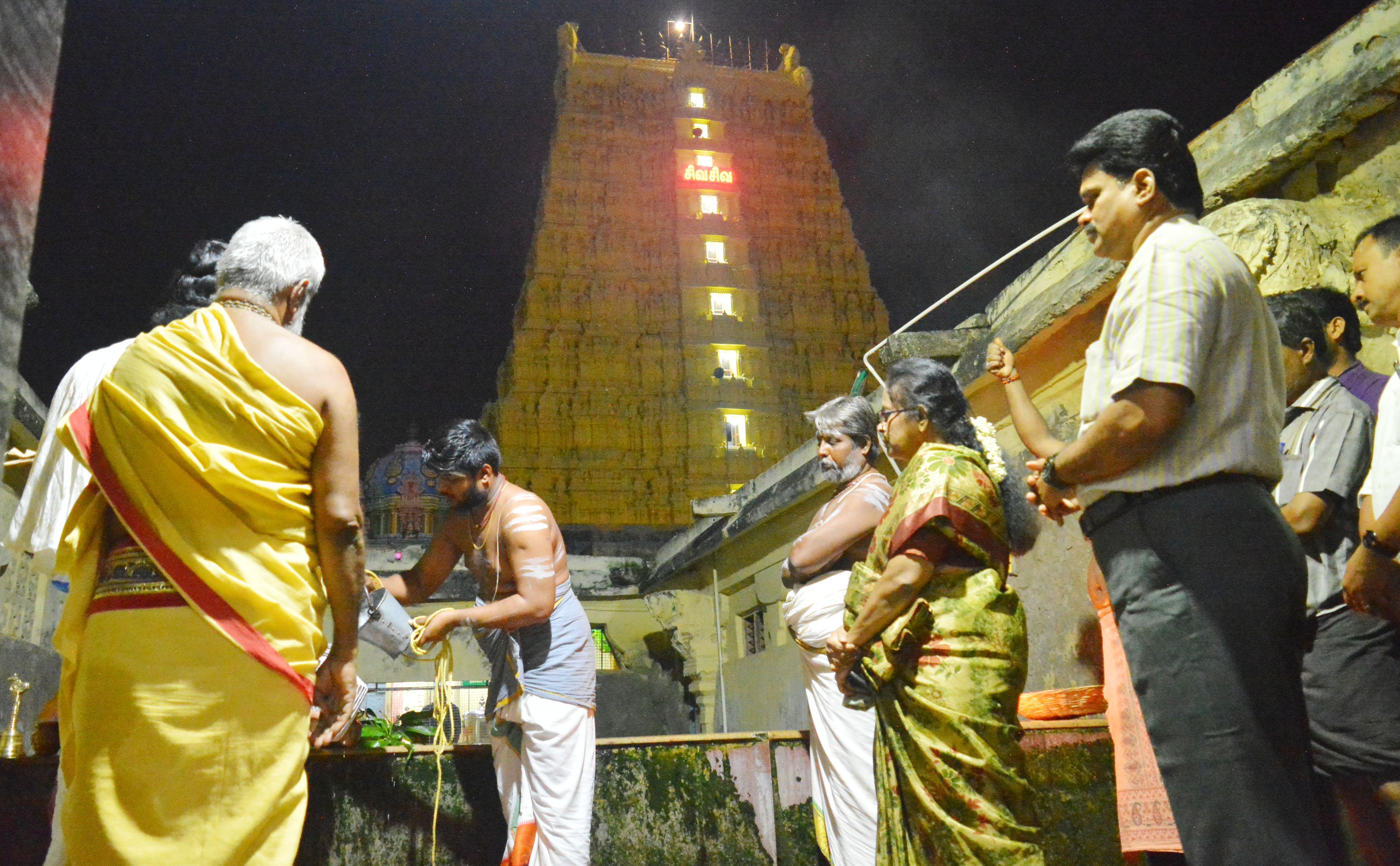 ராமேஸ்வரம் கோயில் மகாலட்சுமி தீர்த்தம்