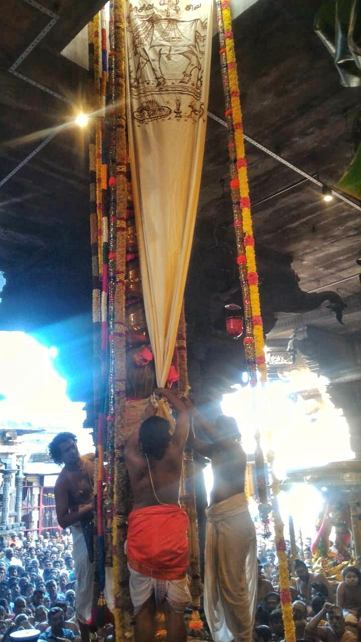 சிதம்பரம் நடராஜர் கோயிலில் மார்கழி ஆருத்ரா தரிசன விழா