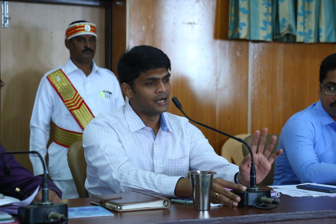 தூத்துக்குடி கலெக்டர் சந்தீப் நந்தூரி