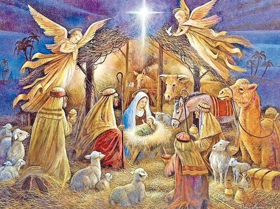 கிறிஸ்து பிறந்த குடில்