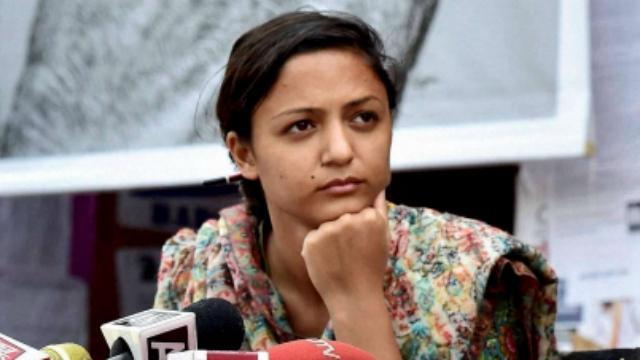 ஷேஹ்லா ரஷீத்