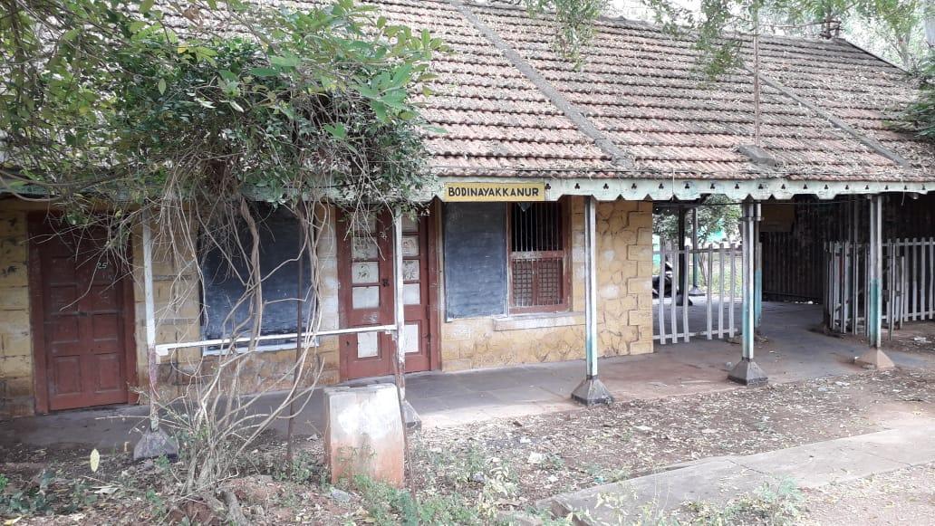 போடிநாயக்கனூர் ரயில் நிலையம்
