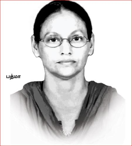 மாவோயிஸ்ட் பத்மா