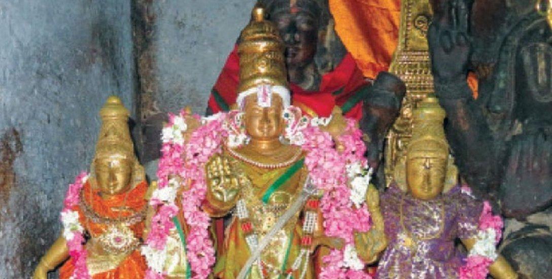 ராஜராஜன் திருப்பணி செய்த எண்ணாயிரம் அழகிய நரசிம்ம பெருமாள் கோயில்!