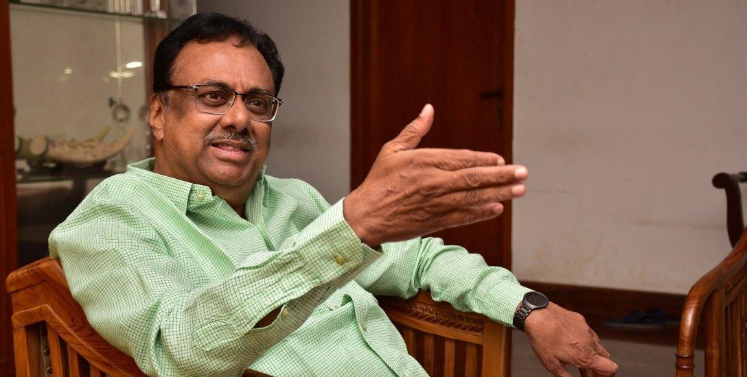 தமிழக காங்கிரஸ் கட்சிக்குப் புதிய தலைவர்? - ஈ.வி.கே.எஸ். இளங்கோவன் பதில்