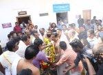 பத்மநாபசாமி கோயிலில் நடந்த விக்ரமின் ' மஹாவீர் கர்ணா' படப்பூஜை!