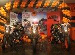 1,38,000 ரூபாய் ஆன் ரோடு விலையில் 125 சிசி கே.டி.எம் பைக்!