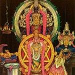 உலக நன்மைக்காக சுதர்சன மகா ஹோமம்!