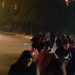 `இந்தப் பாதை பாதுகாப்பானதல்ல!' - நள்ளிரவில் பேரணி நடத்திய பெண்களைத் தடுத்த போலீஸ்