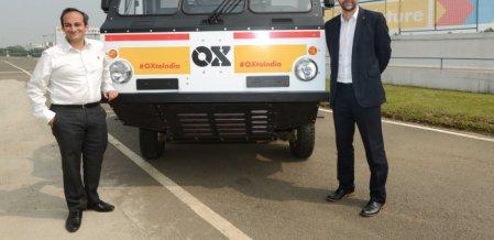 OX Flat Pack டிரக்கை இந்தியாவில் அறிமுகப்படுத்தியது ஷெல்!