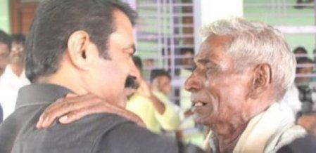 `நடிகர் சூர்யா செய்த உதவி மிக முக்கியமானது!' - டெல்டாவில் நெகிழ்ந்த சீமான்