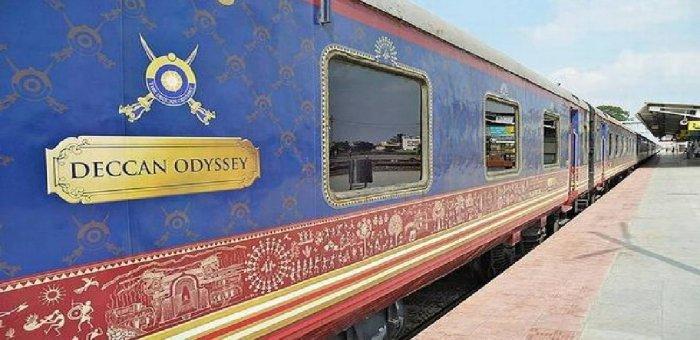 ஒரு கேபின் கட்டணம் 3,00,000 ரூபாய்... டெக்கான் ஒடிஸி பிரமிக்க வைப்பது எதனால்?!
