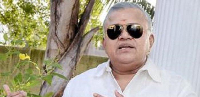 சின்னத்திரை நடிகர் சங்கத் தேர்தலில் போட்டியிடுகிறார் ராதாரவி!