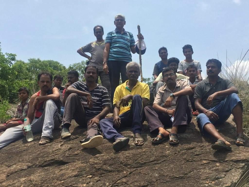 சேலம் வரலாற்று சங்கத்தினர்