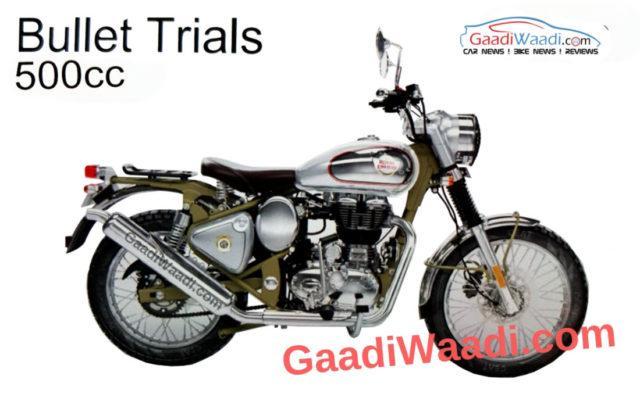 bullet trials 500